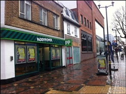 985 SF High Street Shop for Rent  |  38 Bridge Street, Swindon, SN1 1BP