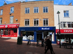 1,051 SF High Street Shop for Rent  |  49 Commercial Road, Bournemouth, BH2 5RH