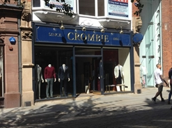 1,285 SF High Street Shop for Rent  |  33 King Street, Manchester, M2 6AA