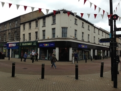 1,483 SF High Street Shop for Rent  |  56 High Street, Rhyl, LL18 1TW