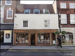 1,202 SF High Street Shop for Rent  |  196 High Street, Guildford, GU1 3HZ