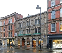 770 SF High Street Shop for Rent  |  6 Bridlesmith Gate, Nottingham, NG1 2GS