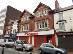 1,661 SF High Street Shop for Rent  |  52 53 Glebeland Street, Merthyr Tydfil, CF47 8AT