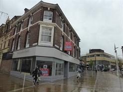 1,450 SF High Street Shop for Rent  |  59 - 61 King William Street, Blackburn, BB1 7DJ