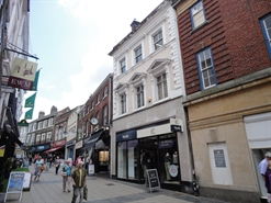 1,226 SF High Street Shop for Rent  |  38 London Street, Norwich, NR2 1LD