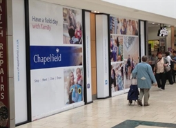 455 SF Shopping Centre Unit for Rent  |  Unit 154, Intu Chapelfield, Norwich, NR2 1SH