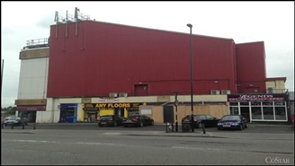 518 SF Out of Town Shop for Rent  |  Former Maxims Casino, Coventry, CV4 9DW