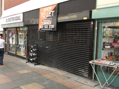 594 SF Shopping Centre Unit for Rent  |  Unit 5, Fox & Goose Shopping Centre, Washwood Heath, B8 2EP