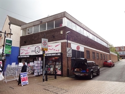 1,325 SF High Street Shop for Rent  |  16A Low Street, Sutton In Ashfield, NG17 1DG