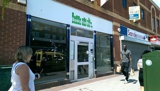 1,879 SF High Street Shop for Rent  |  Unit 4, 160 Marlowes, Hemel Hempstead, HP1 1BH