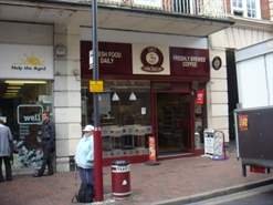 535 SF High Street Shop for Rent  |  38-40 Monson Road, Tunbridge Wells, TN1 1LU