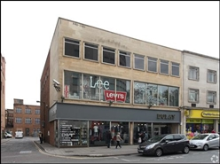 2,217 SF High Street Shop for Rent  |  10 - 16 The Horsefair, Bristol, BS1 3HT
