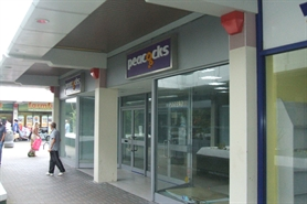 3,617 SF Shopping Centre Unit for Rent  |  Unit 12A Gwent Shopping Centre, Tredegar, NP22 3EJ