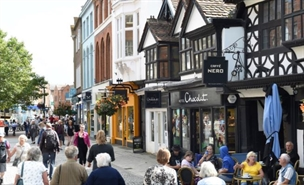 547 SF Shopping Centre Unit for Rent  |  13 Fore Street, Taunton, TA1 1HX