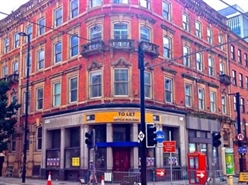 5,144 SF High Street Shop for Rent  |  79 Mosley Street, Manchester, M1 4NB
