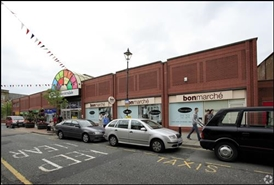 969 SF Shopping Centre Unit for Rent  |  Unit 9, Arndale Centre, Accrington, BB5 1PL