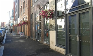 1,011 SF High Street Shop for Rent  |  Urban Village, Swansea, SA1 1NW