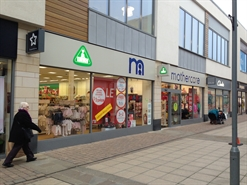4,307 SF Shopping Centre Unit for Rent  |  13 - 15 Willow Place, Corby, NN17 1BH