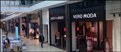 1,359 SF Shopping Centre Unit for Rent  |  Unit Ll85, Unit Ll85 Highcross Shopping Centre, Leicester, LE1 4AN