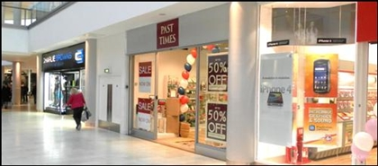 1,827 SF Shopping Centre Unit for Rent  |  Unit L19, Unit L19 Highcross Shopping Centre, Leicester, LE1 4AN