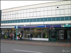 2,045 SF High Street Shop for Rent  |  Unit 2, Loughborough, LE11 2PX