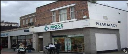 504 SF High Street Shop for Rent  |  29 Liscard Way, Wallasey, CH44 5TL