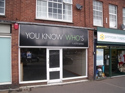 535 SF High Street Shop for Rent  |  167 New Road, Rubery, B45 9JW