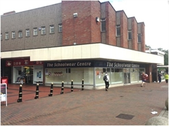 1,021 SF Shopping Centre Unit for Rent  |  Unit 2, Market Hall Street, Cannock, WS11 1EB