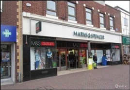 9,073 SF High Street Shop for Rent  |  37 High Street, Redcar, TS10 3BZ