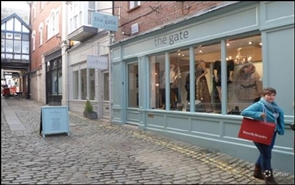 700 SF High Street Shop for Rent  |  Angel Gate, Guildford, GU1 4AE