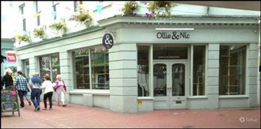 681 SF High Street Shop for Rent  |  56 Market Street, Brighton, BN1 1HH