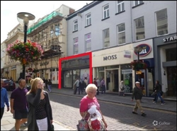 1,060 SF High Street Shop for Rent  |  46 Bold Street, Liverpool, L1 4DS