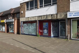 810 SF High Street Shop for Rent  |  948 Woodborough Road, Nottingham, NG3 5QS