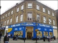 1,463 SF High Street Shop for Rent  |  19 - 21 Low Street, Keighley, BD21 3PJ