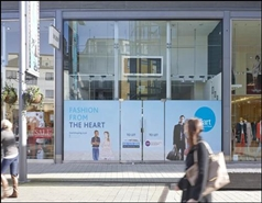 1,335 SF Shopping Centre Unit for Rent  |  The Heart, Walton On Thames, KT12 1GH