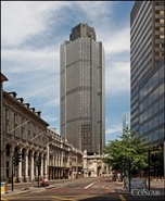 4,000 SF High Street Shop for Rent  |  Tower 42, London, EC2N 1HQ