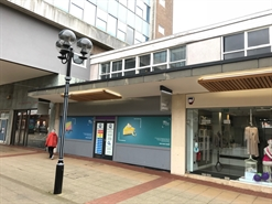 1,306 SF Shopping Centre Unit for Rent  |  37 Drury Lane, Solihull, B91 3BP