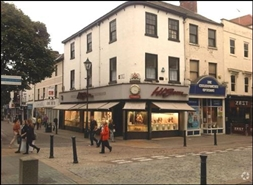 707 SF High Street Shop for Rent  |  17 High Street, Doncaster, DN1 1DW