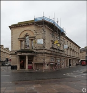 1,937 SF High Street Shop for Rent  |  25 New Bond Street, Bath, BA1 1BA