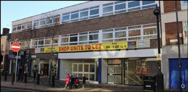 1,678 SF High Street Shop for Rent  |  33 Westgate, Wakefield, WF1 1JX