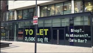 1,600 SF Out of Town Shop for Rent  |  Unit 1, Stanley House, Leeds, LS1 1LT