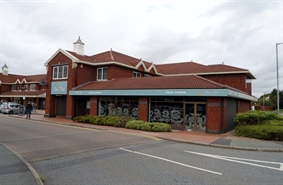3,677 SF Shopping Centre Unit for Rent  |  Summerfield Village Centre Unit G, Wilmslow, SK9 2TA