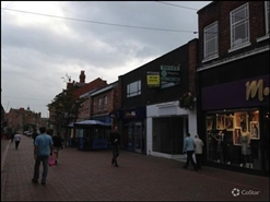 472 SF High Street Shop for Rent  |  21 Grove Street, Wilmslow, SK9 1DU