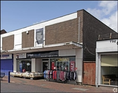 3,378 SF High Street Shop for Rent  |  9 High Street, Bilston, WV14 0EH