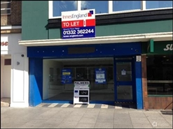 875 SF High Street Shop for Rent  |  20 Market Place, Nottingham, NG10 1LT