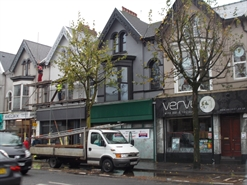 530 SF High Street Shop for Rent  |  35 Uplands Crescent, Swansea, SA2 0NP