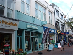 1,028 SF High Street Shop for Rent  |  62A/B St Mary Street, Weymouth, DT4 8PP