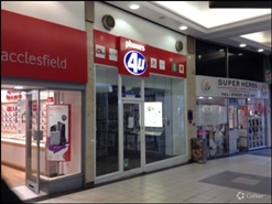 498 SF Shopping Centre Unit for Rent  |  Grosvenor Centre, Macclesfield, SK11 6AX