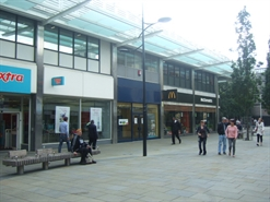 540 SF Shopping Centre Unit for Rent  |  Unit 21, Canal Walk, Swindon, SN1 1LD