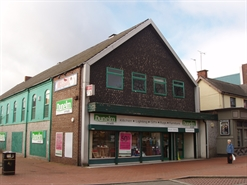 4,112 SF High Street Shop for Rent  |  81 High Green, Cannock, WS11 1BJ
